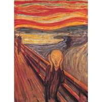 The Scream - Edvanrd Munch