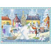 The Snowman And Snowdog - 1000pc