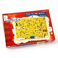 Third Wheel - Diary of a Wimpy Kid - 250pc