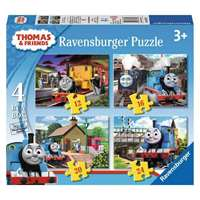 Thomas And Friends - 4 in 1