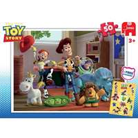 Toy Story Puzzle - Free Sticker!