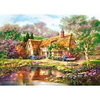 Twilight at Woodgreen Pond - 3000pc