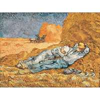 Van Gogh - The Siesta - 1000pc