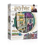 Harry Potter - Madam Malkins and Florean Fortescues Ice Cream - 3D Building 290pc