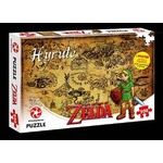 Legend of Zelda - Hyrule Map - 500pc