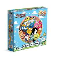 Adventure Time - Circular Puzzle - 500pc