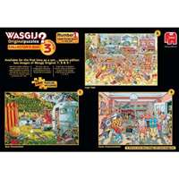 Wasgij Collectors Box 3 - 3 x 1000pc