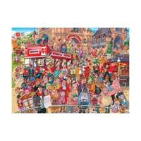Wasgij Original 22 The Tour 1500 Piece