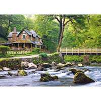 Watersmeet, Exmoor National Park, England - 1000pc