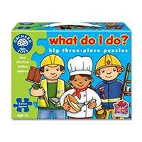 What Do I Do? - 3-piece Puzzle