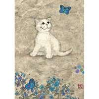 White Kitty - 500pc
