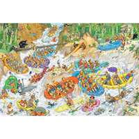 Wild Water Rafting - 1500pc - JvH