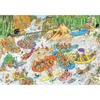 Wild Water Rafting - 3000pc - JvH