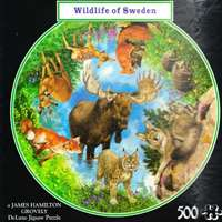 Wildlife of Sweden