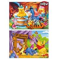 Winnie The Pooh 2 x 20 Puzzle