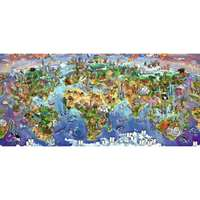 World Wonders - 2000pc Panoramic