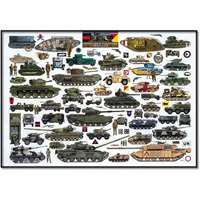 british armoured fighting vehicles & tanks