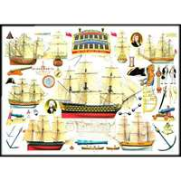British Warships In The Age Of Sail